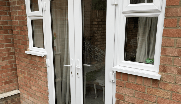 uPVC french doors woking and guildford